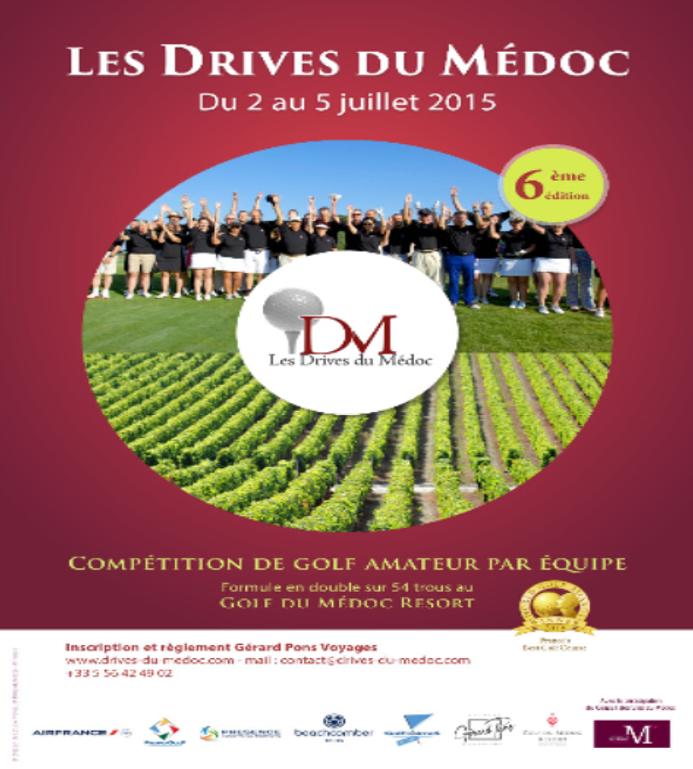 Drive du Médoc 2015
