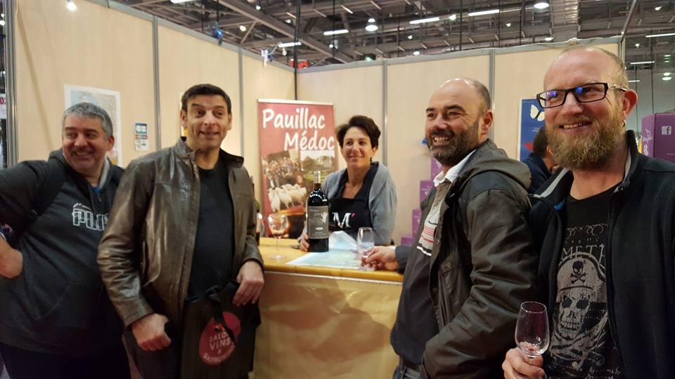 Ch teau julia la passion comme tradition for Salon gastronomie nantes