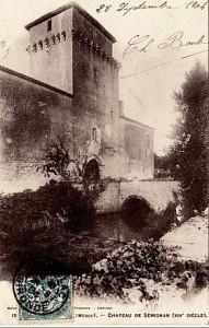 Chateau de Sémignan