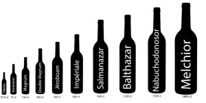 les grosses bouteilles